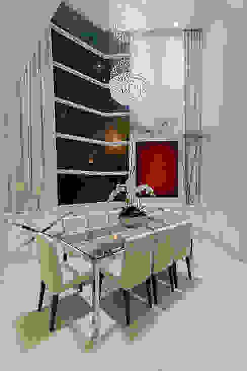 Comedores de estilo  por Arquiteto Aquiles Nícolas Kílaris, Moderno