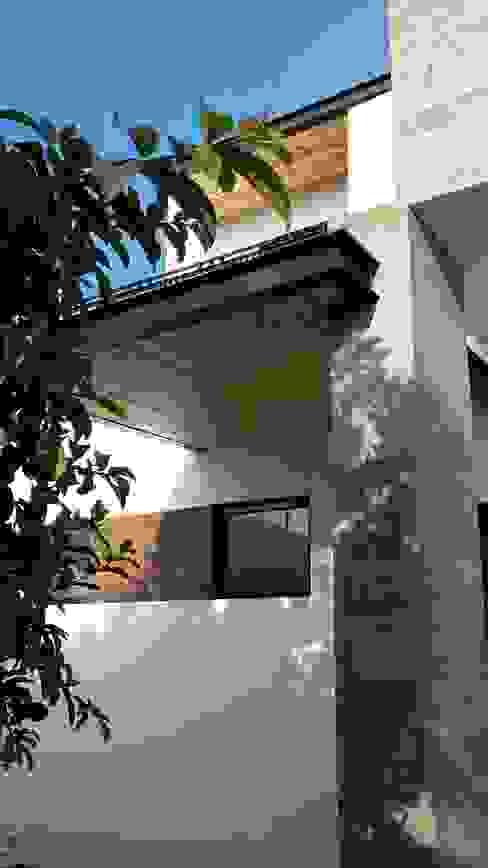 CASA NOGAL bandella arquitectura Casas modernas