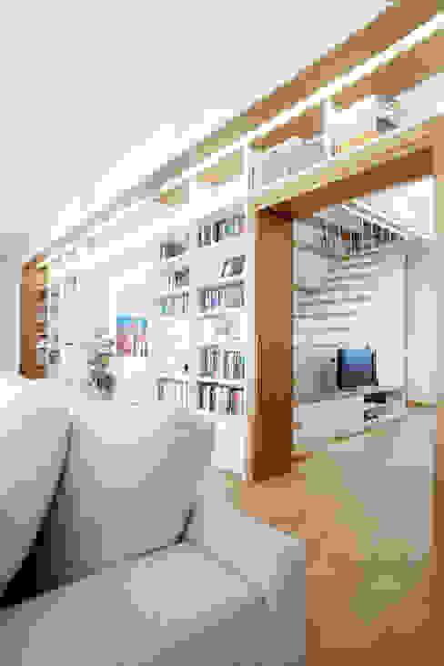 prospettive di PAZdesign Moderno Legno Effetto legno