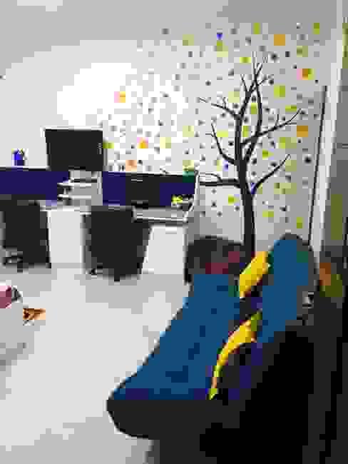 Residence interiors Modern nursery/kids room by Akaar architects Modern