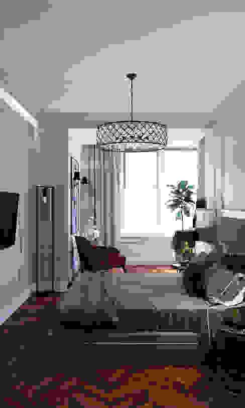 Dormitorios de estilo clásico de Бюро9 - Екатерина Ялалтынова Clásico