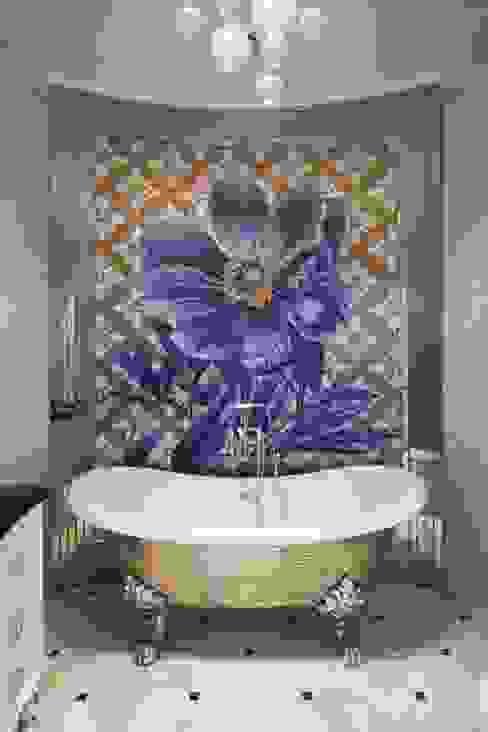 Стиль Luxury для жизни Ванная в классическом стиле от Студия дизайна интерьера 'Градиз' Классический