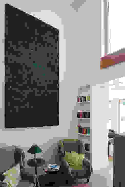 Moderne woonkamers van ARCHITEKTEN BRÜNING REIN Modern