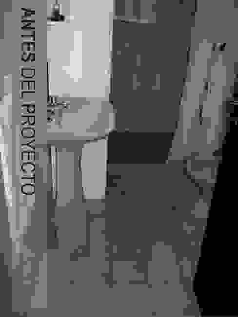 Baños de estilo  por D'ODORICO ARQUITECTURA, Minimalista