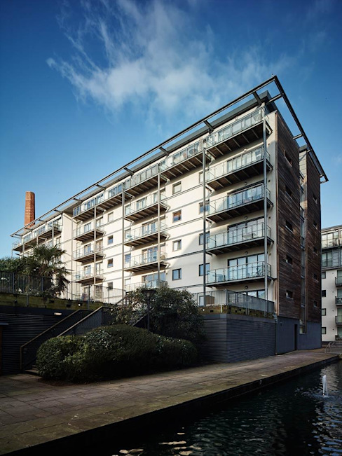 Albion Works - Block D and Block E Andrew Wallace Architects Офісні будівлі