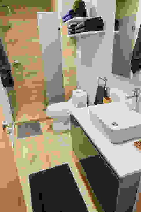 Choapan Decor by Erika Winters®Design Ванная комната в стиле модерн от Erika Winters® Design Модерн
