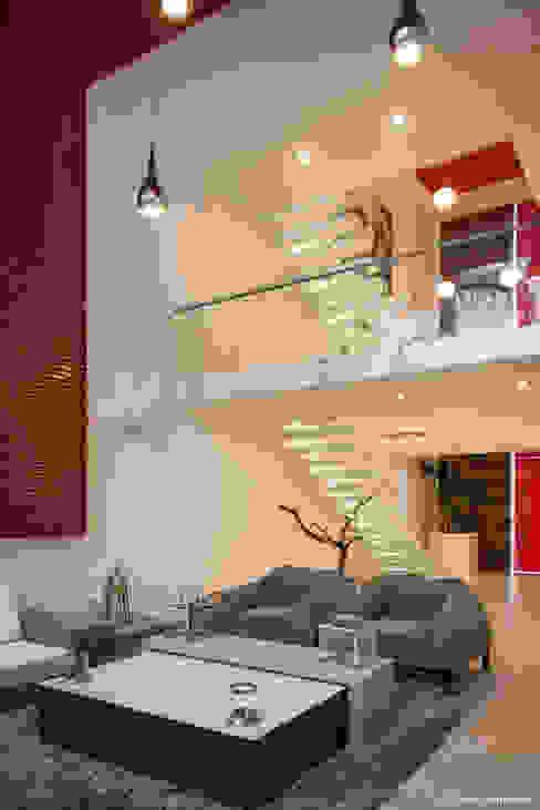 CASA CUBO / CARLO MENESESS de Oscar Hernández - Fotografía de Arquitectura