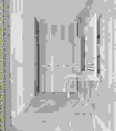 """Лоджия """"Fiesta"""" Балконы и веранды в эклектичном стиле от Студия дизайна Дарьи Одарюк Эклектичный"""