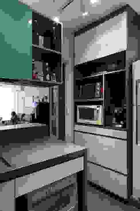 Kali Arquitetura وحدات مطبخ