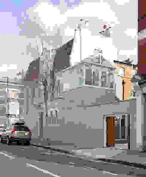 Aproveitar espaços escondidos: Casas  por Architect Your Home,Moderno