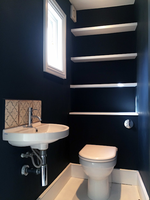 WC Classic style bathroom by Absolute Project Management Classic