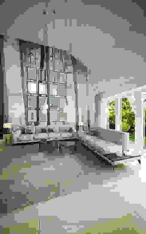 Ze Skandynawią w tle: styl , w kategorii Salon zaprojektowany przez AP DIZAJN - wnętrza & dizajn,Nowoczesny
