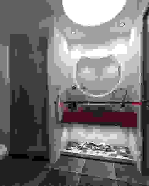 İpek Gürel Villa VERO CONCEPT MİMARLIK Modern Banyo