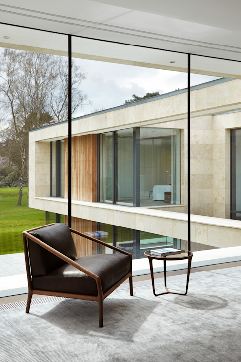 Jura House Modern windows & doors by IQ Glass UK Modern
