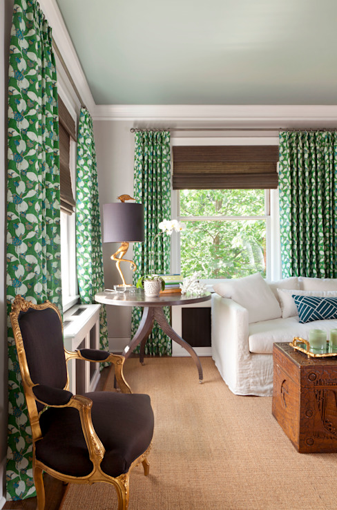 Show House 2013 Classic style bedroom by Andrea Schumacher Interiors Classic