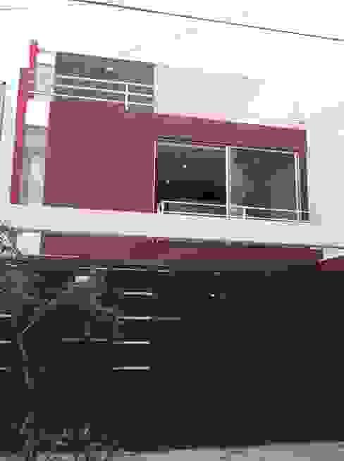 Rumah Modern Oleh Arquimia Arquitectos Modern