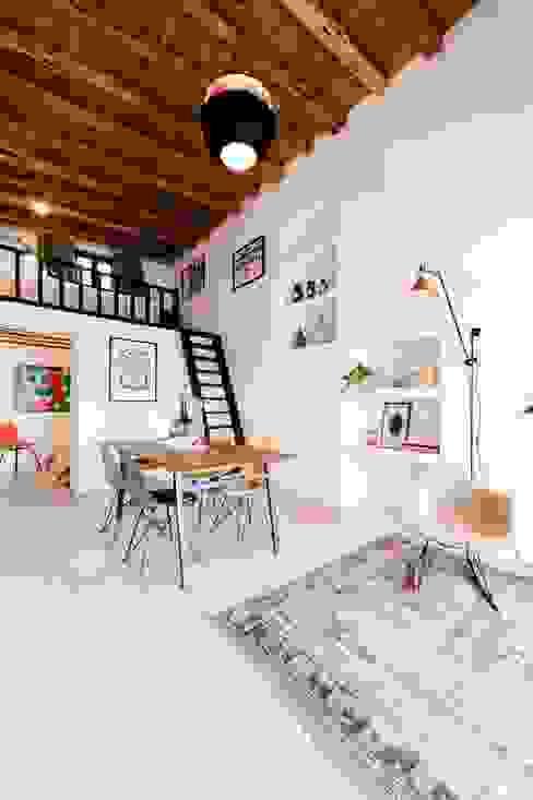 Ruang Keluarga Gaya Mediteran Oleh Ibiza Interiors - Nederlandse Architect Ibiza Mediteran