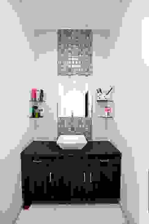 Common Wash Basin Modern bathroom by ZEAL Arch Designs Modern