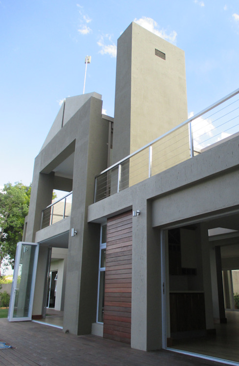 House Basson:   by Orton Architects,