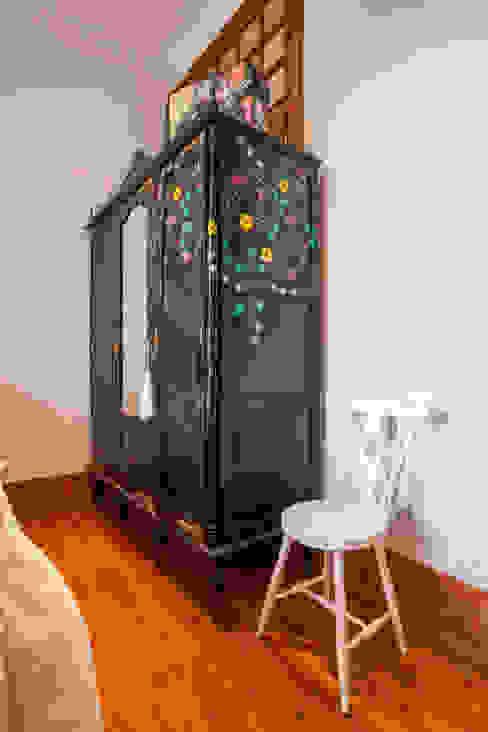 alma portuguesa Dormitorios de estilo rústico