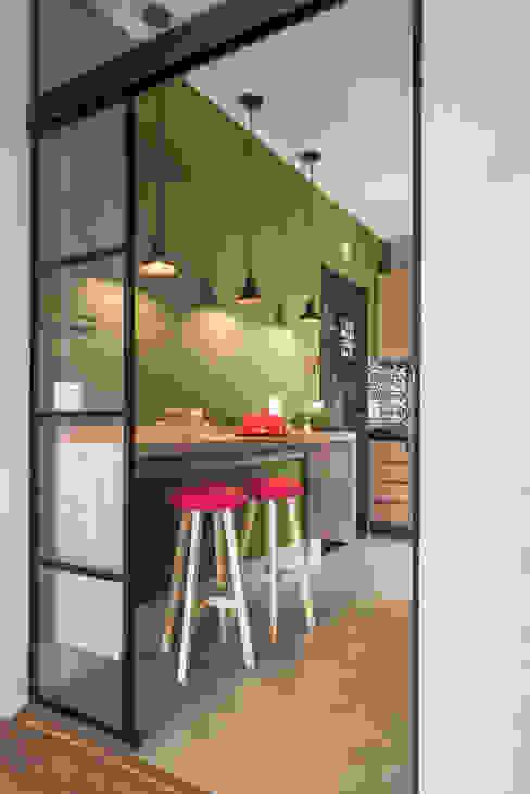 Cozinha Cozinhas modernas por Cores Lovers Moderno