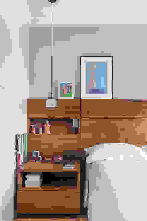 Dormitorios de estilo  por Alma em Design , Moderno