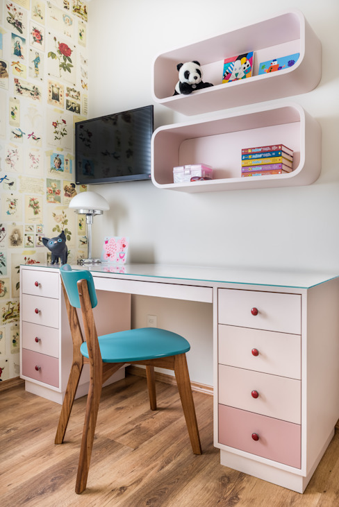 Modern Kid's Room by Cores Lovers Modern