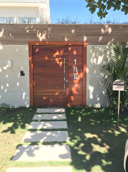Casas estilo moderno: ideas, arquitectura e imágenes de GEA Arquitetura Moderno