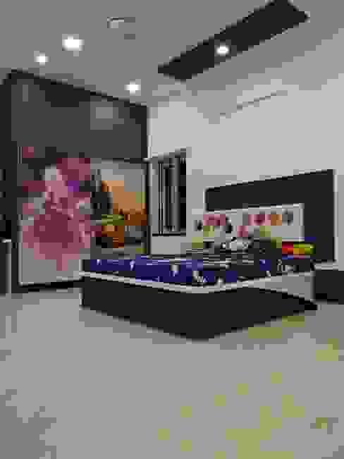 Dormitorios modernos de Hasta architects Moderno