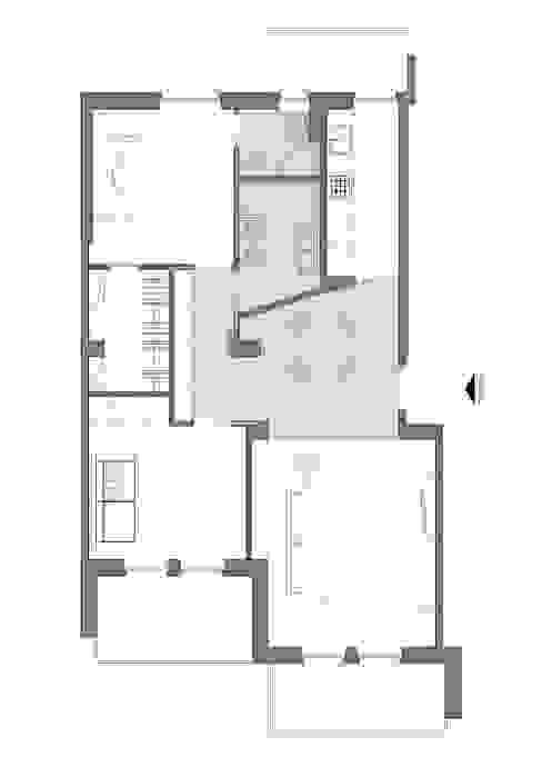 studio ferlazzo natoli Minimalistische huizen