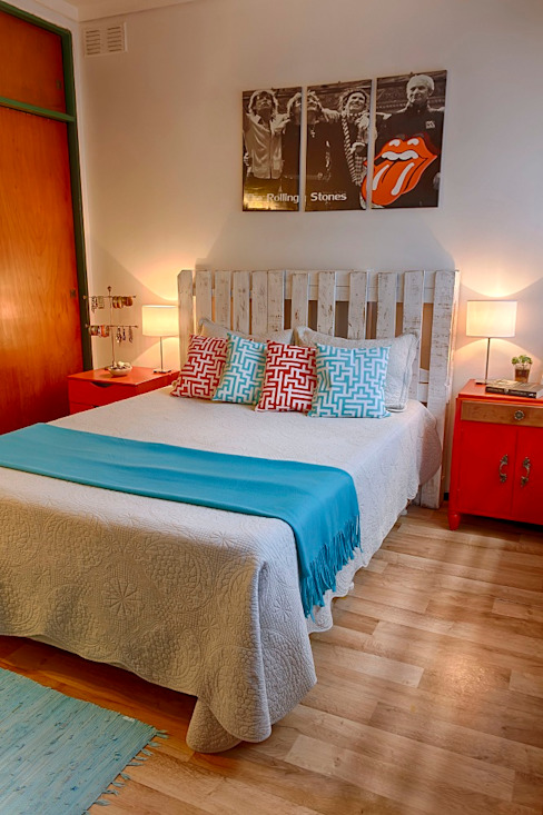 Bedroom by G7 Grupo Creativo,