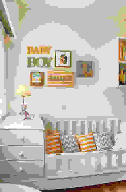 Dormitorio infantil | MODERNO Y ACOGEDOR G7 Grupo Creativo Dormitorios infantiles modernos: