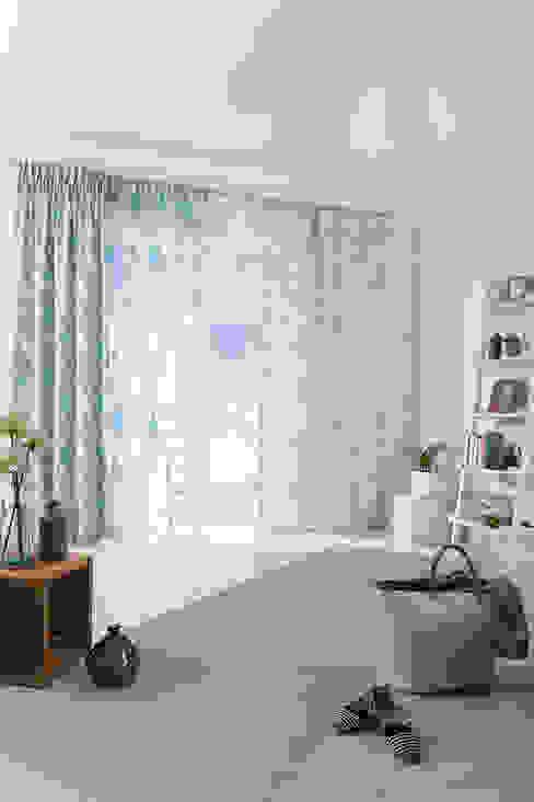 Indes Fuggerhaus Textil GmbH Landelijke woonkamers