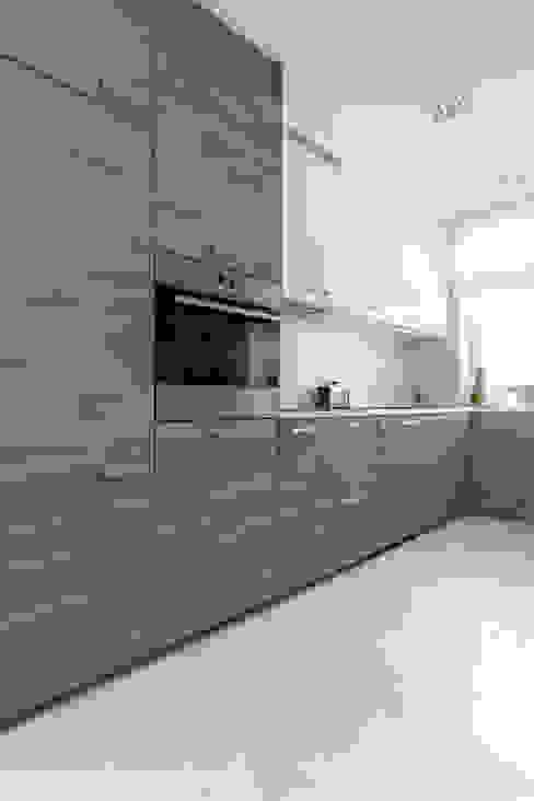 Kitchen by Kraupe Studio