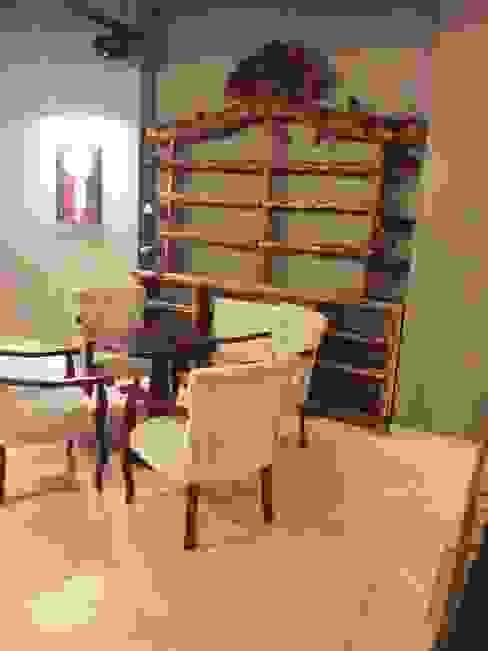 บ้านนอก  โดย Coşkun Ahşap Dekorasyon, ชนบทฝรั่ง ไม้ Wood effect