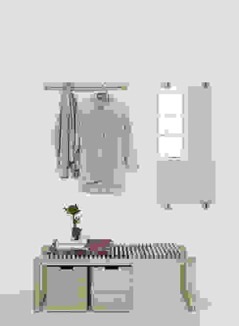 oleh HolzDesignPur, Skandinavia Kayu Wood effect