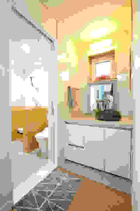 ห้องน้ำ by 주택설계전문 디자인그룹 홈스타일토토