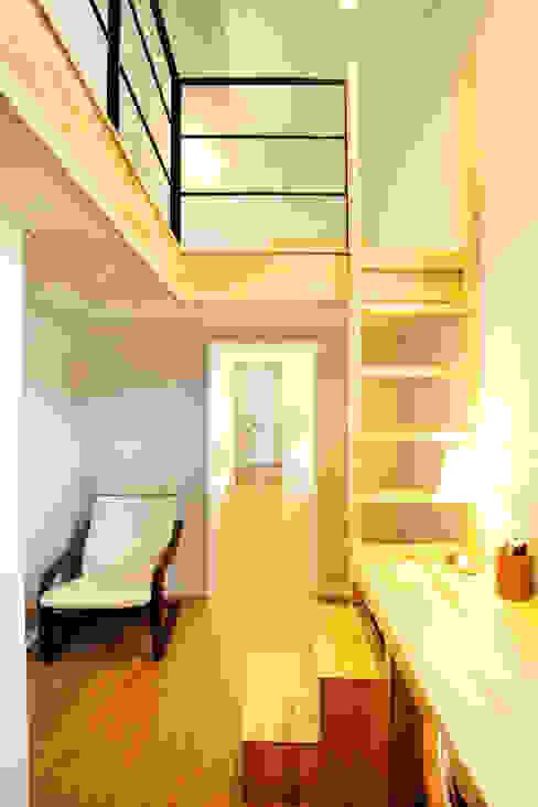 Ruang Studi/Kantor Modern Oleh 주택설계전문 디자인그룹 홈스타일토토 Modern