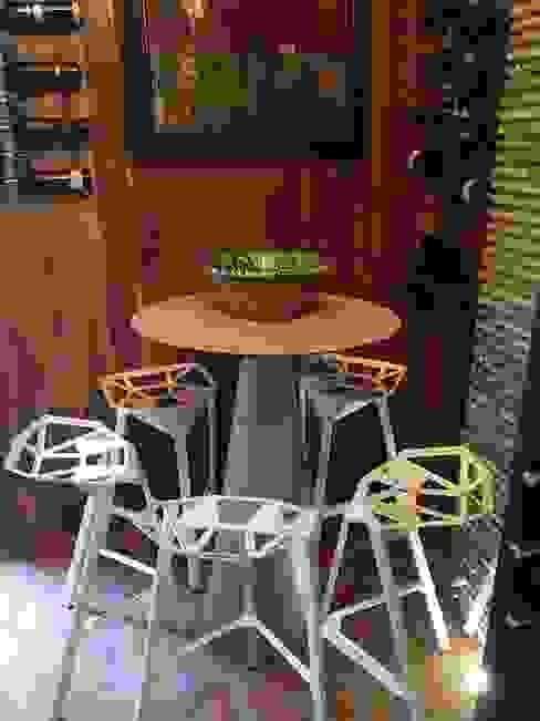 Espacio, Urb. El Hatillo THE muebles Bodegas de vino de estilo moderno