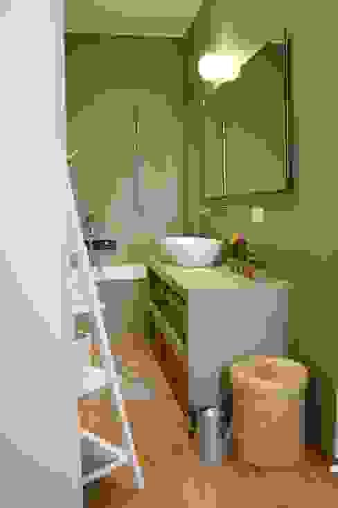 Phòng tắm theo studio ferlazzo natoli, Chiết trung