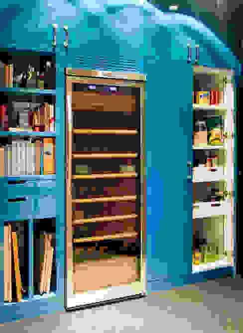 Dapur oleh DEULONDER arquitectura domestica, Modern