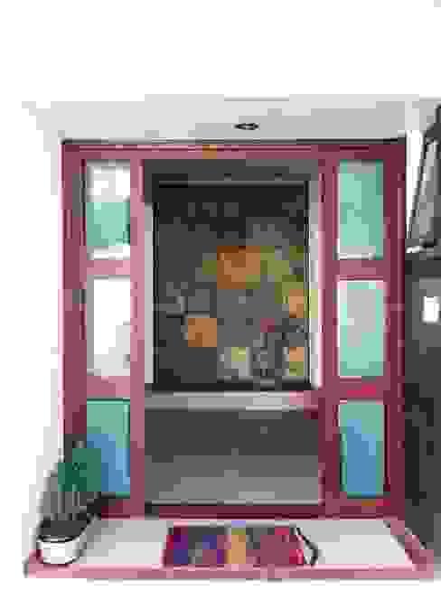 Paredes y pisos de estilo moderno de GRUPO ESGO Moderno
