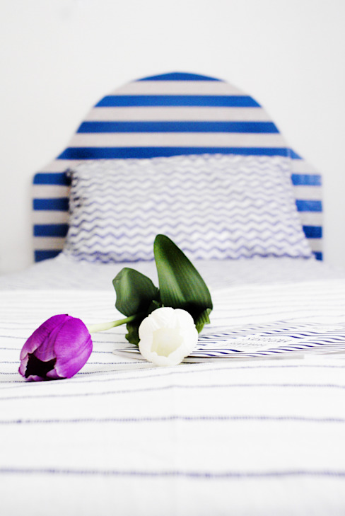 Camera da letto Ragazzi MakeUp your Home Camera da letto moderna Blu