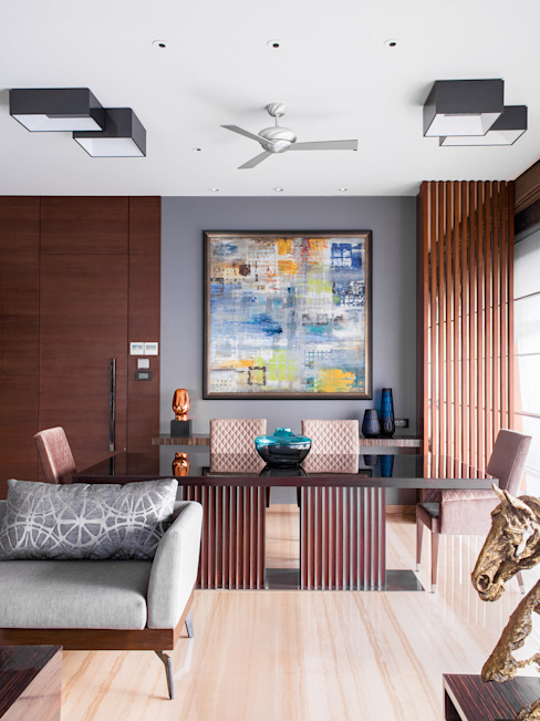 Fabien Charuau - Recent Projects Modern living room by Fabien Charuau Photography Modern