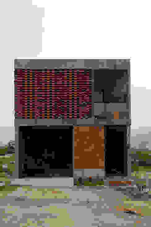 Corporativo INNOVA Koloniale huizen van Apaloosa Estudio de Arquitectura y Diseño Koloniaal