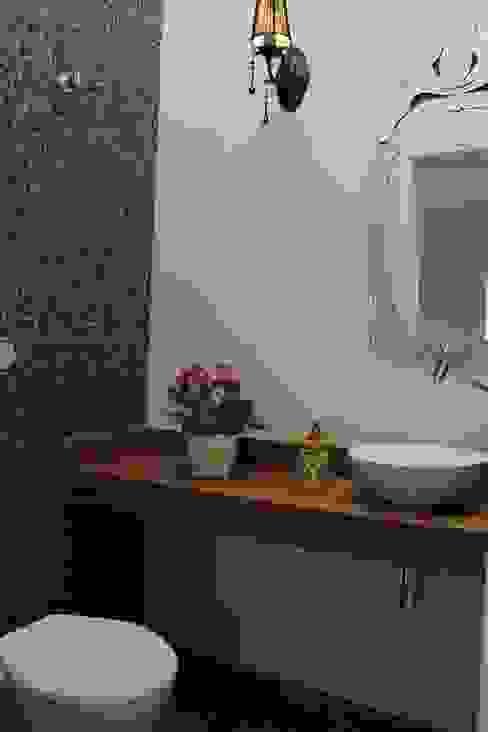Baños de estilo  por Lozí - Projeto e Obra, Minimalista