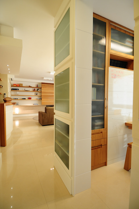 Oficinas de estilo moderno de João Linck | Arquitetura Moderno