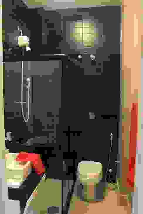 Apartamento Copan Banheiros modernos por Concept Engenharia + Design Moderno Azulejo