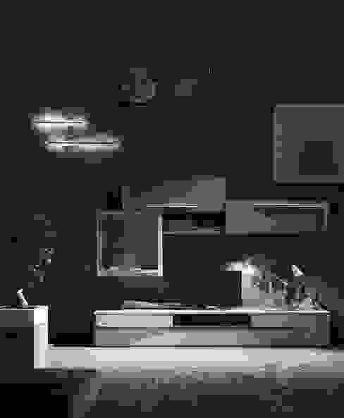 Contemporary Living Room Furniture by Casa Più Arredamenti
