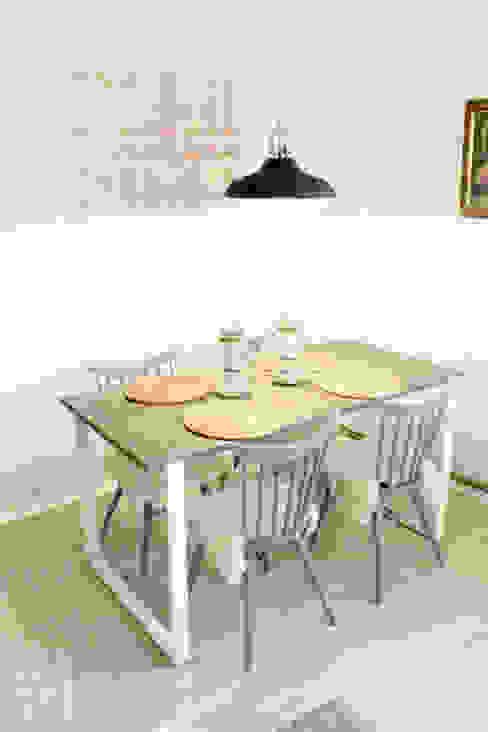 Salle à manger de style  par dekoratorka.pl, Scandinave
